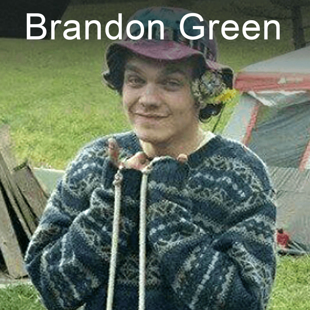 Brandon Green werkout square