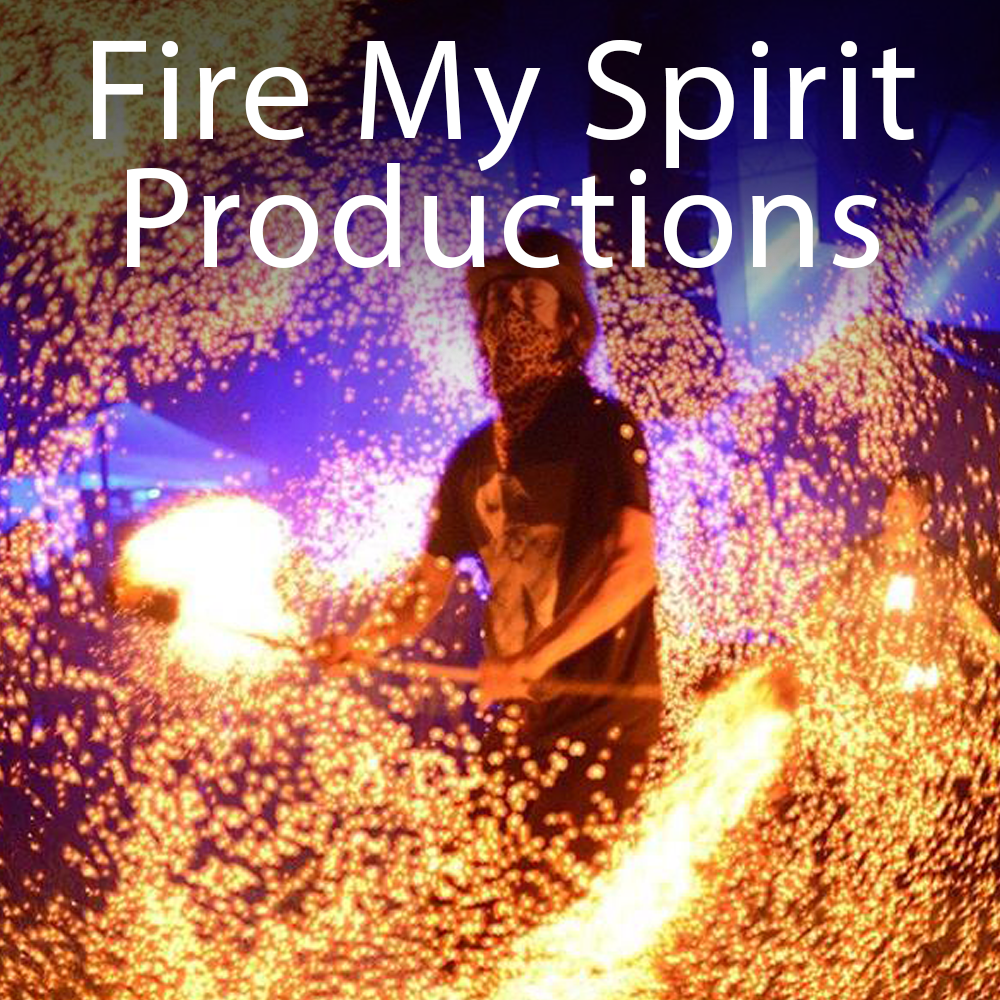 Fire My Spirit Productions Square