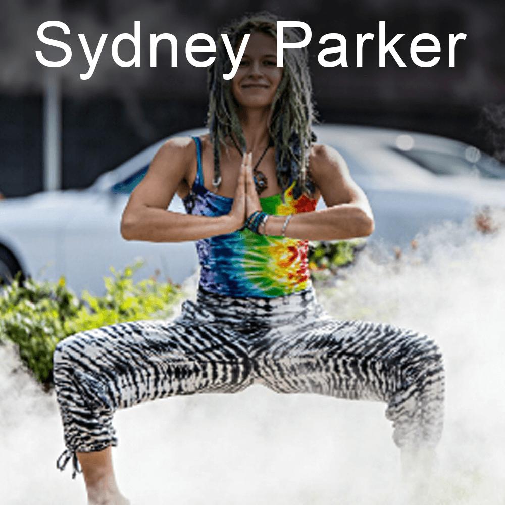 Sydney Parker werkout square