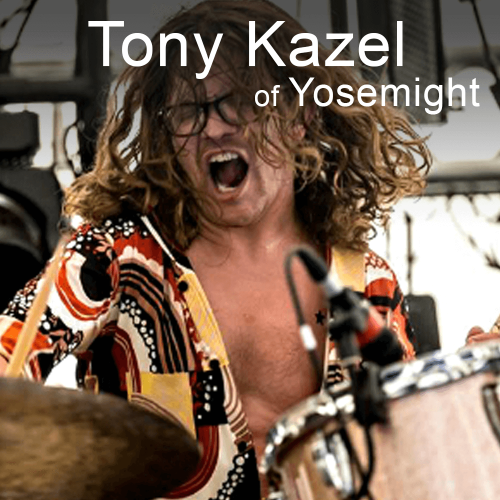 Tony Kazel werkout square